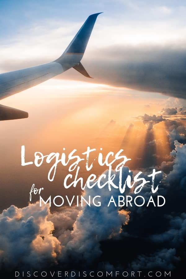 It's easy to forget things when moving to another country, especially when you're moving your entire life. We've moved a few times and we're sharing our best checklist and tips for moving abroad. We try to keep our recommendations ultra narrow so you don't have to go dig through other choices.
