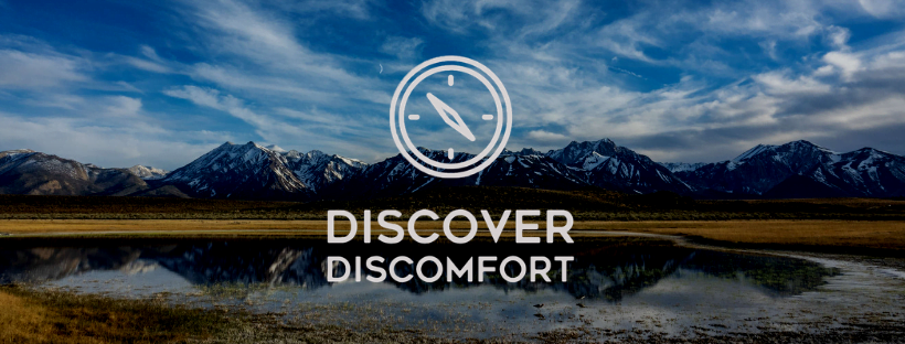 Discover Discomfort - Media Kit and Resources