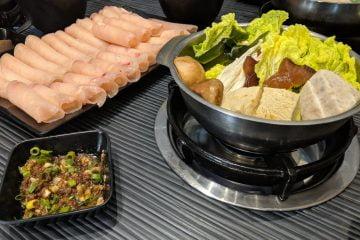 Eat Healthy in Taiwan - Hot Pot