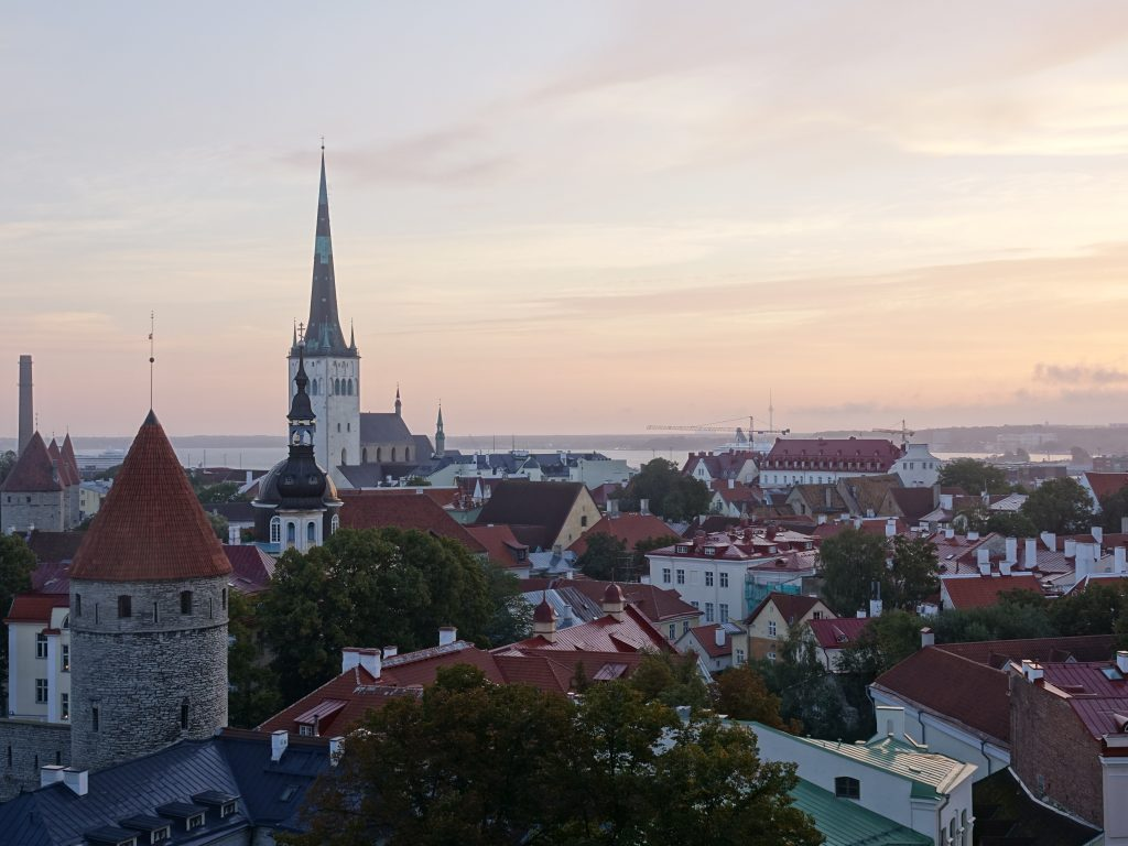 Tallinn, Estonia - Just one place you could relocate too quickly