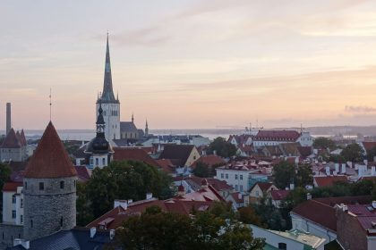 Moving to Estonia