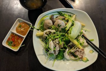 Slow Carb Diet for Travel - Taiwanese Hot Pot