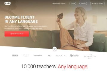 How to Use Italki to get Online Language Tutoring