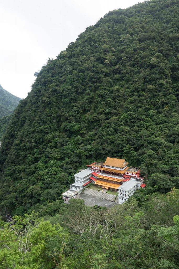 Guide to Taroko - Hiking - Temple 2