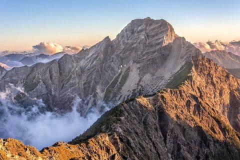 Living in Taiwan - Mt Jade, Yushan National Park