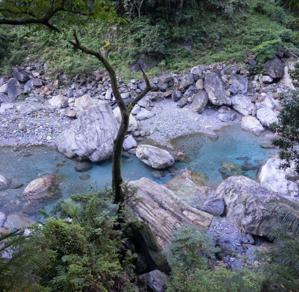 Guide to Taroko - Hiking - Stream
