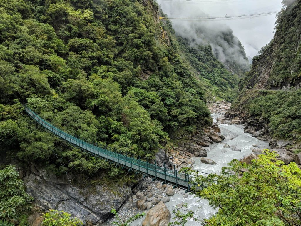 Guide to Hiking Taroko - Starting point
