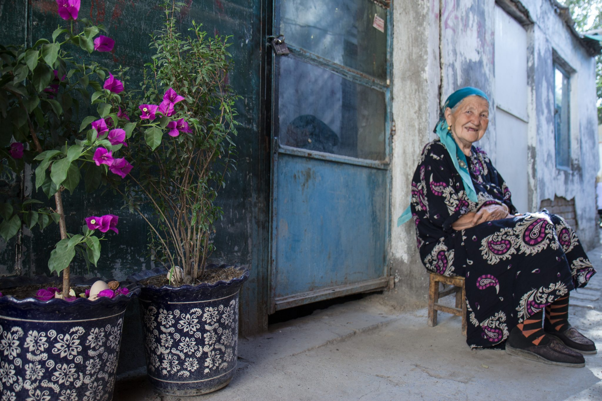Speaking and Being Chinese - Uyghur
