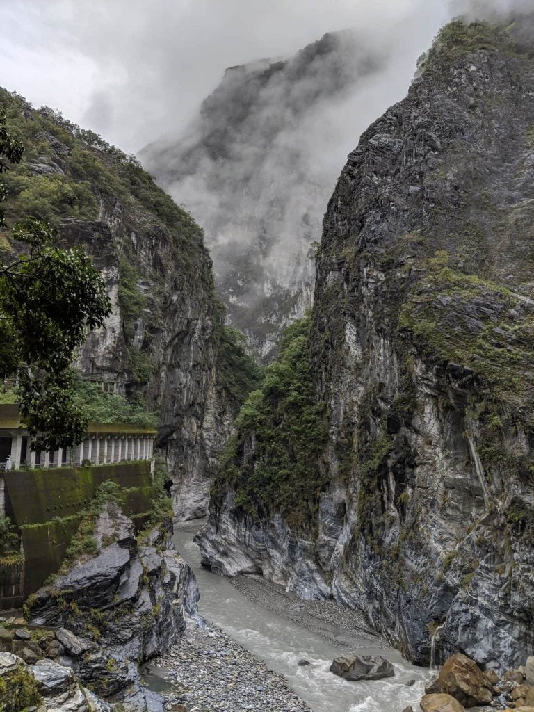 Guide to Taroko - Hiking - Gorge 2