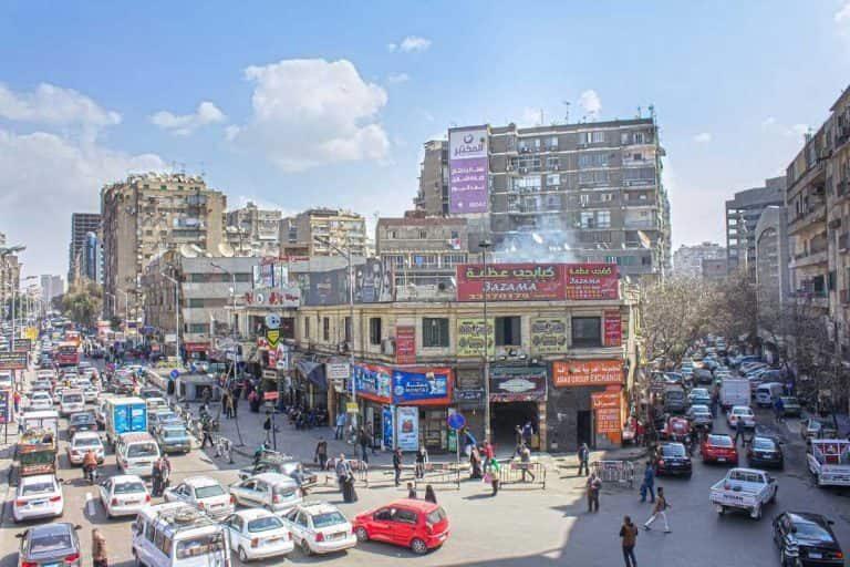 Best Neighbourhoods of Cairo - Dokki