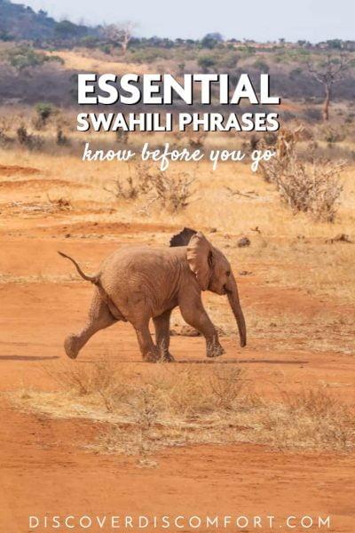 Swahili phrases
