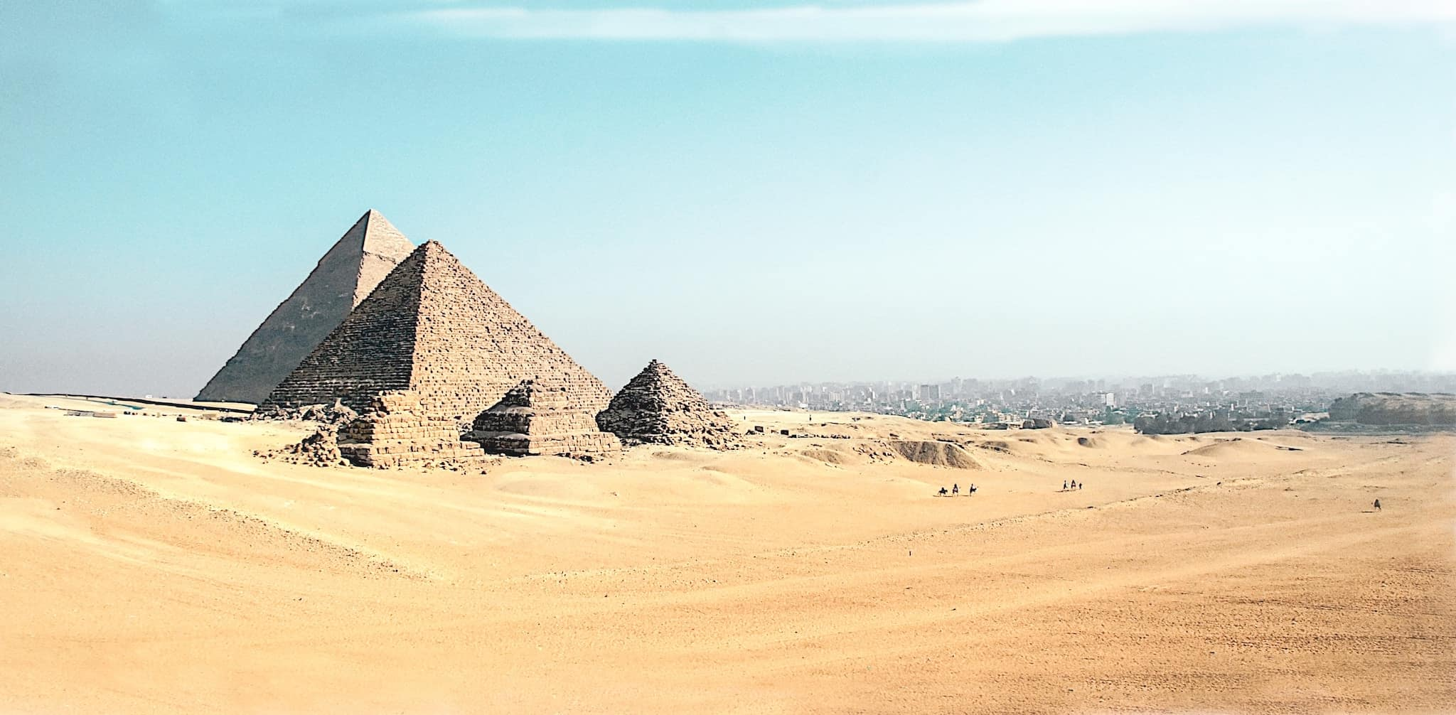 Learn Egyptian Arabic to visit the pyramids