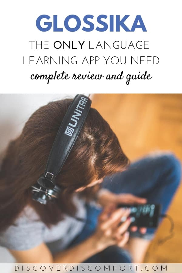 The only language app you'll ever need - We know that's a big claim! But we have been around and tried every language app out there. While they can be fun to casually pass the time, they don't actually help you become fluent. We share why Glossika is different and how using it just 30 minutes a day help you make significant progress