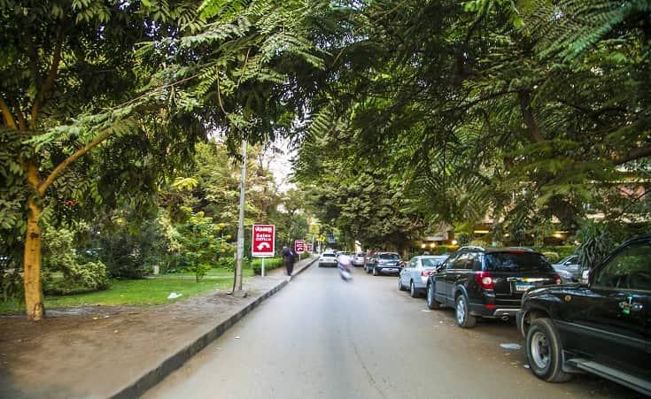 Discover Discomfort - Best Neighbourhoods in Cairo - Maadi - Road 9