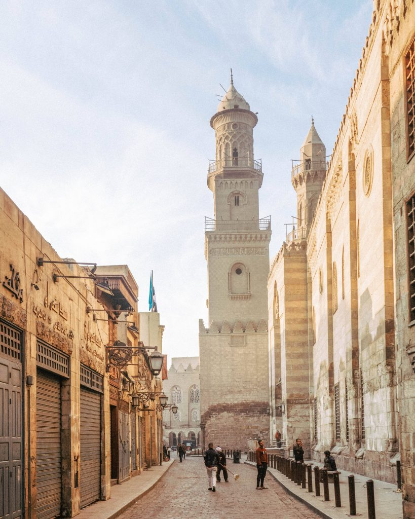 One of the top things to do in Cairo is to visit Islamic Cairo