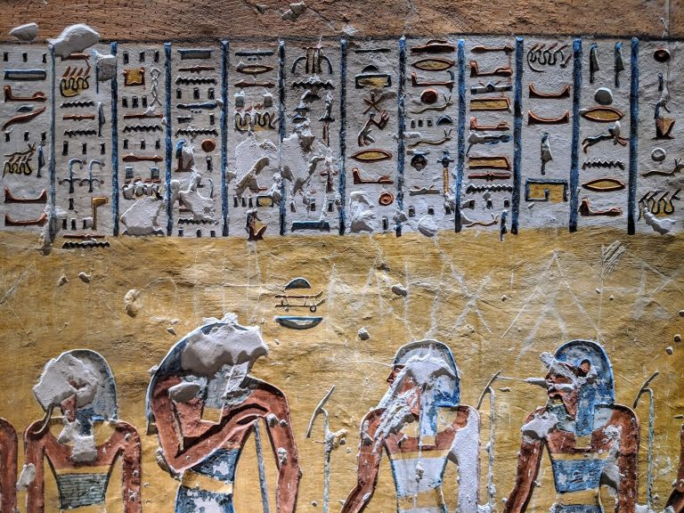 Egyptian Arabic Place Names and Monument Names: A Comprehensive List