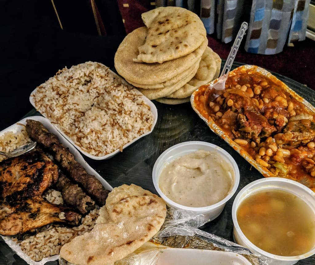 Discover Discomfort - Living in Cairo - Food Delivery