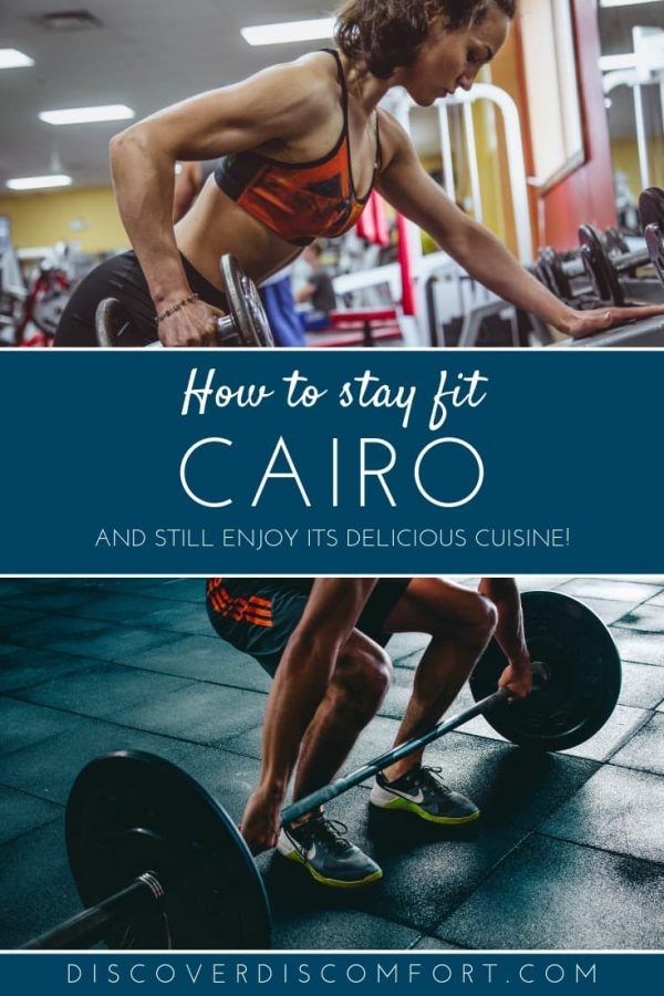 Everything in Cairo is delicious, and an unwavering assault on the waistline. From carb-laden breakfasts to kebab on demand. Here's how you can experience the delicious local cuisine while staying in shape.