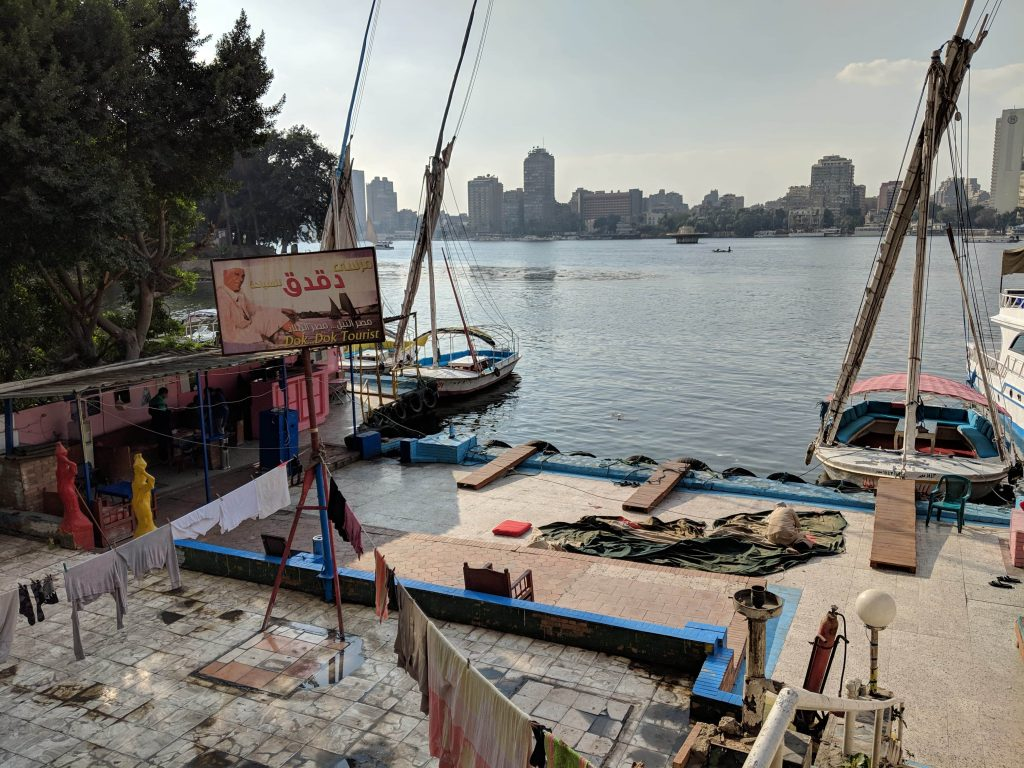 Taking a Felucca ride is one of the best things to do in Cairo. Just don't pay too much.