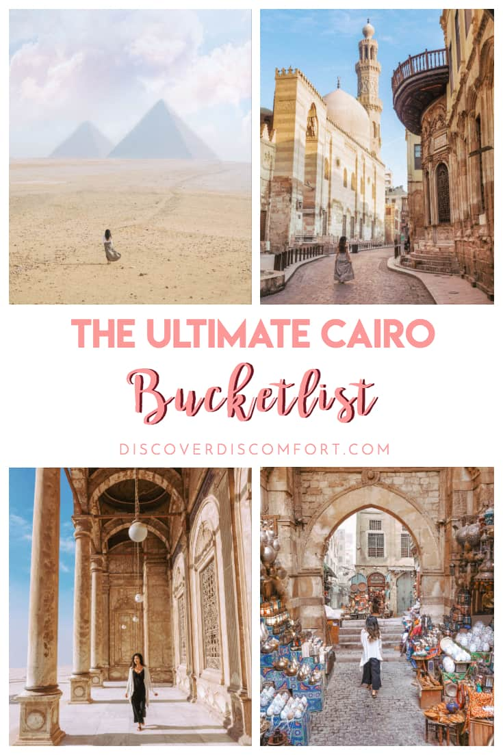There are so many things to do in Cairo — the Pyramids of Giza, the Al-Azhar Mosque, the Citadel, Islamic Cairo and the Egyptian Museum to name a few — that it can be overwhelming, particularly if you're just staying for a short period, and are worried about getting around. We've narrowed it down to 10 amazing things to do when you're visiting Cairo.