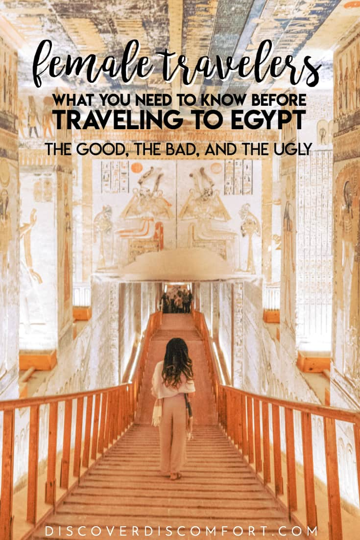 One of the questions we get the most about travel to Egypt is whether Egypt is safe: specifically, is it safe for women travelers? So here's the full context of traveling in Egypt as a woman, and how you can prepare yourself and have an incredible trip!