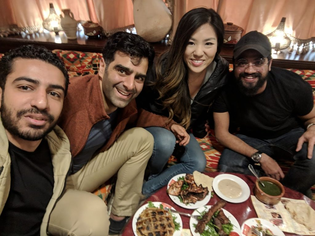 local egyptian friends