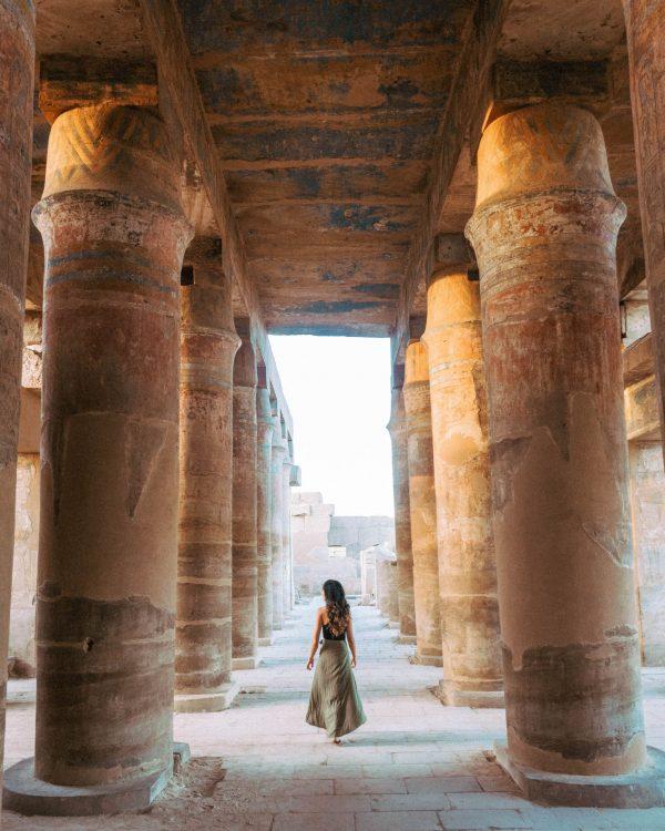 Karnak Temple Sunrise