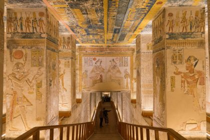 Valley of Kings Ramses VI