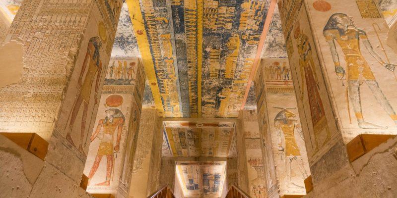 Valley of Kings Ramses VI
