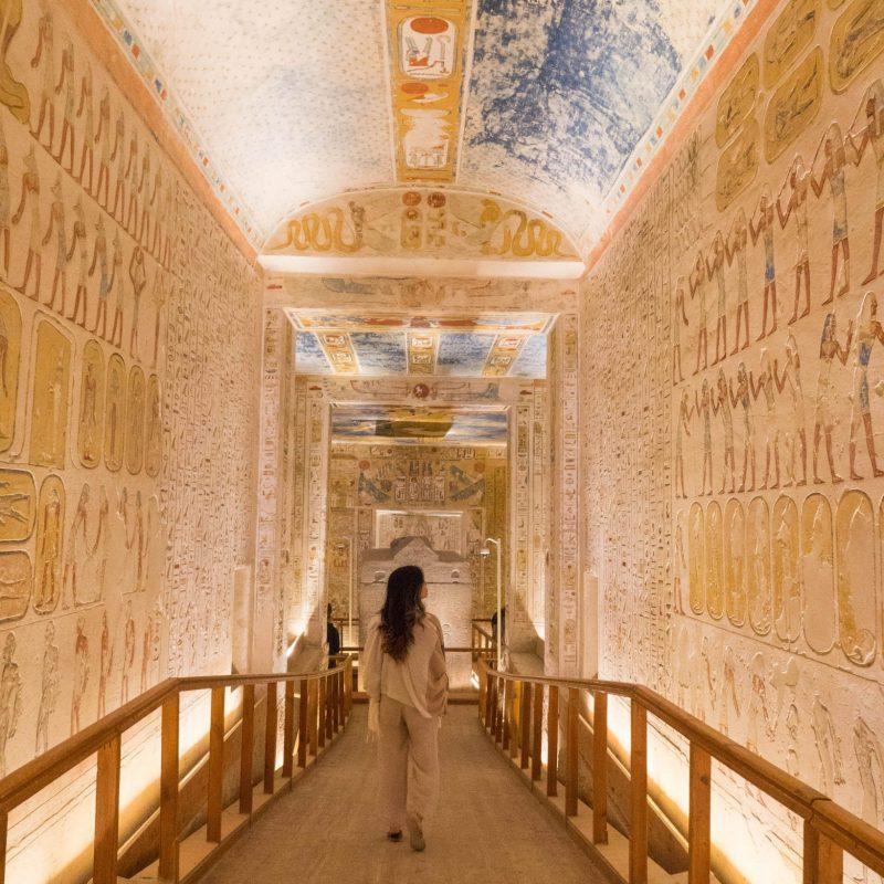 Valley of Kings Ramses IV