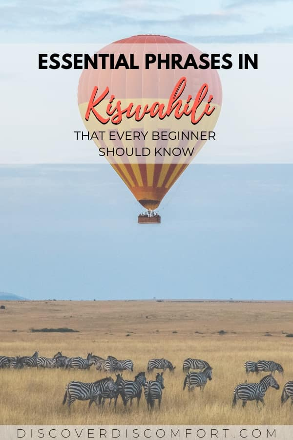 Which is correct - Swahili or Kiswahili? We dig into basic key phrases and the background of this beautiful language. Learning a bit of this beautiful language before traveling to this region is a great way to take your experience to the next level and truly experience the region's culture.