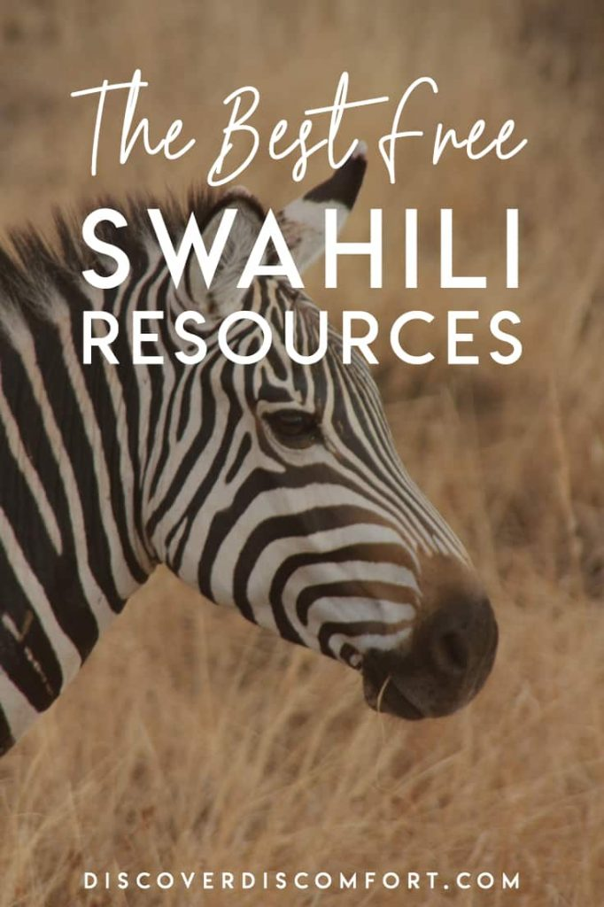 We've been working hard on Swahili. Aside from our standard starter pack for languages of books, teachers, flashcards and Glossika, we've also been looking around the web for anything we can find. And these are our favourite resources and the best ones you'll find for learning Swahili for free.