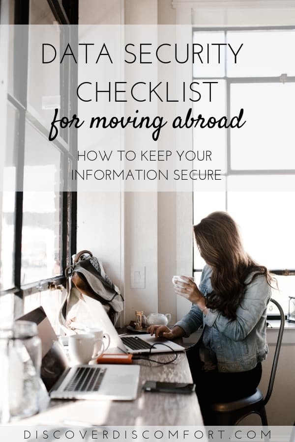 There's a lot to do when you're moving abroad. In the digital age, physical assets are only half the battle for an overseas move. We put together a comprehensive guide on everything thing you need to do to when it comes to your digital information - including setting up a vpn, international data plans, getting your physical mail virtually, and more!
