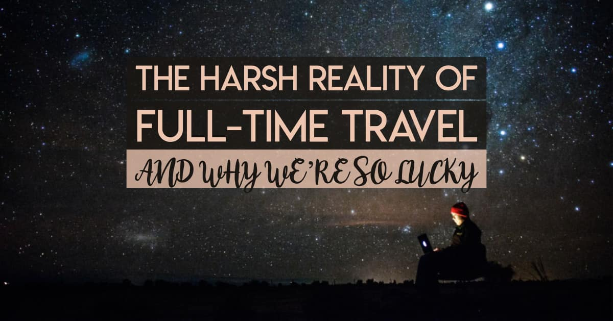 What it's like to travel full time as a digital nomad - Facebook cover