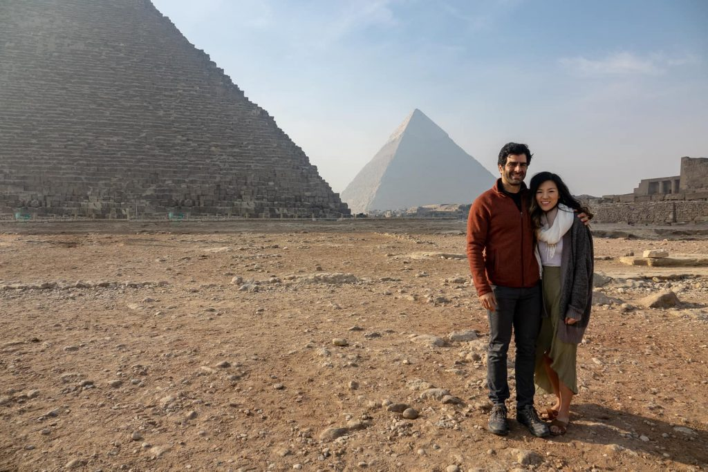 Being of Eastern and Western Asian background while travelling (while non white) brings a unique set of challenges.