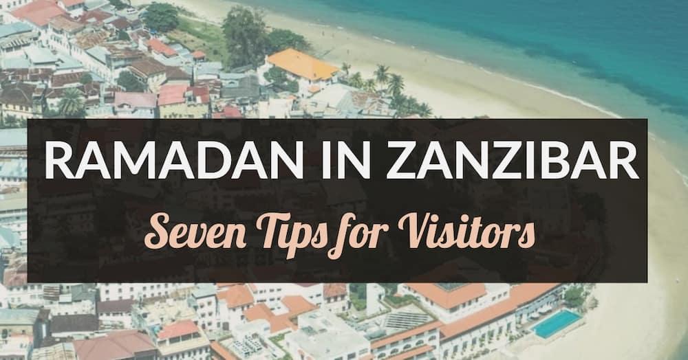 Ramadan in Zanzibar - Tips for visitors