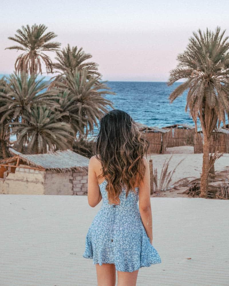 what to wear egypt woman beach sinai