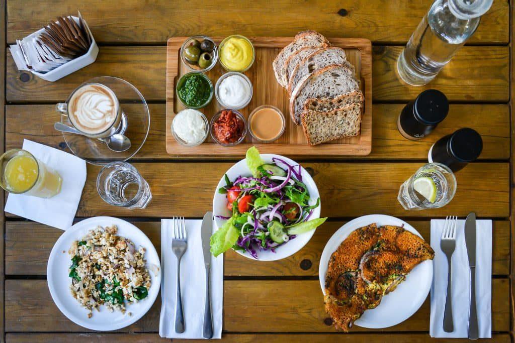 Eating Vegan in Tel Aviv and Israel 3