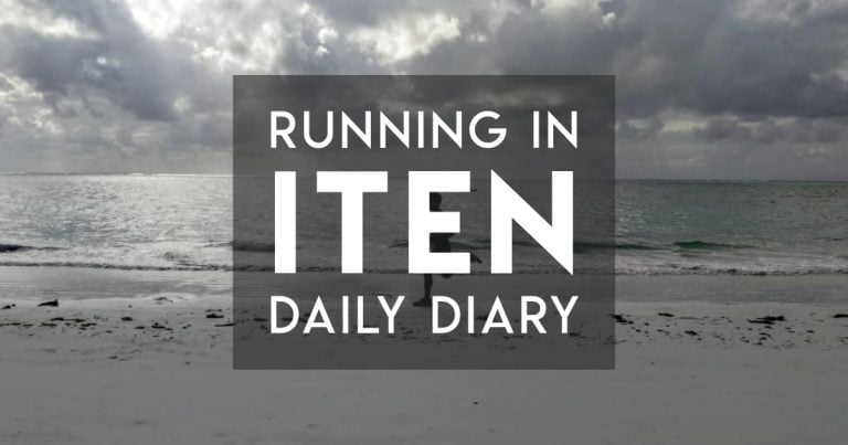 My Running Diary in Iten: 12 Days in the Home of Champions
