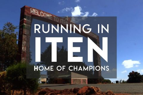 Running in Iten as an amateur - Home of Champions