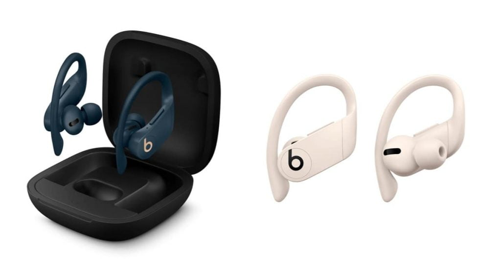 Great gift ideas for travellers - Powerbeats Pro wireless headphones.