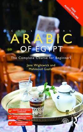Learn Arabic while working a full time job