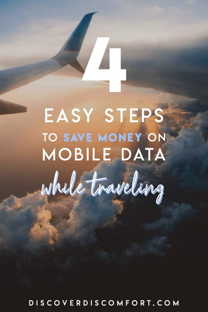 Data's expensive. In places we travel to in Africa, Asia and the Middle East, we spend more on data than many people spend on food. Whether you buy a SIM card or roam using Google Fi, T-Mobile or some other provider, it pays to measure how much data you're using and cut back on everything that's not essential.