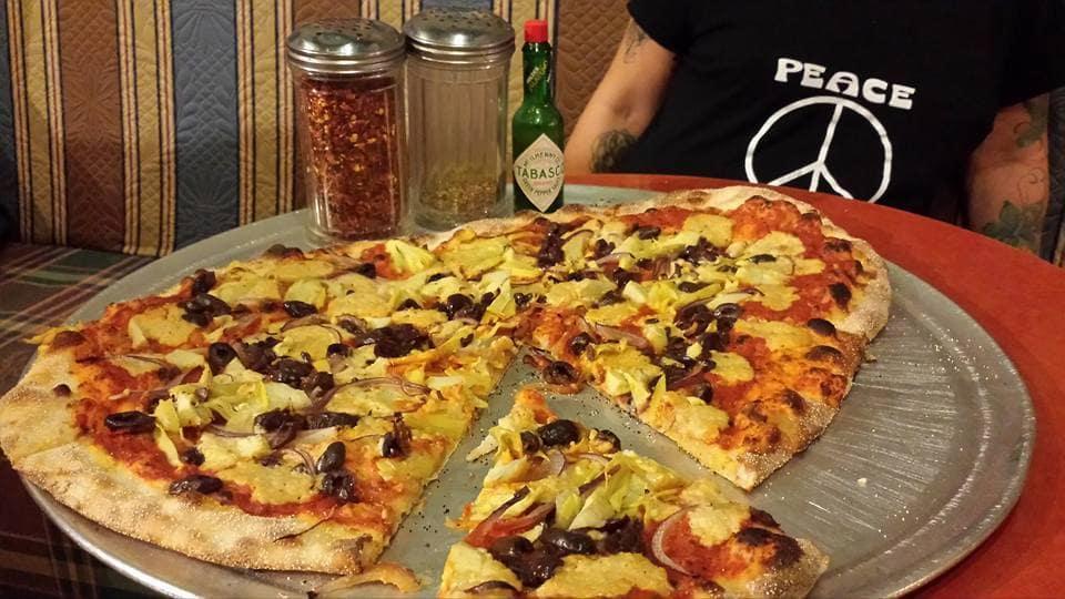 Eating Vegan in Tel Aviv and Israel 4