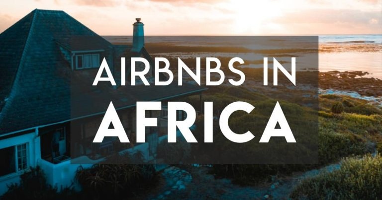 AirBnBs in Africa — What Can Go Wrong