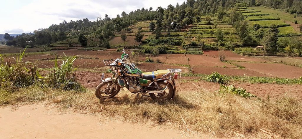 Riding a motorcycle in the villages of Tanzania - why you should learn to ride a motorcycle