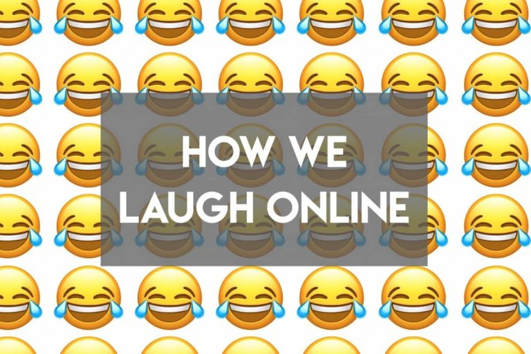 How People Laugh Online in Different Languages