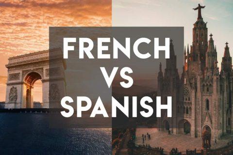 French vs Spanish