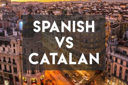Spanish vs Catalan