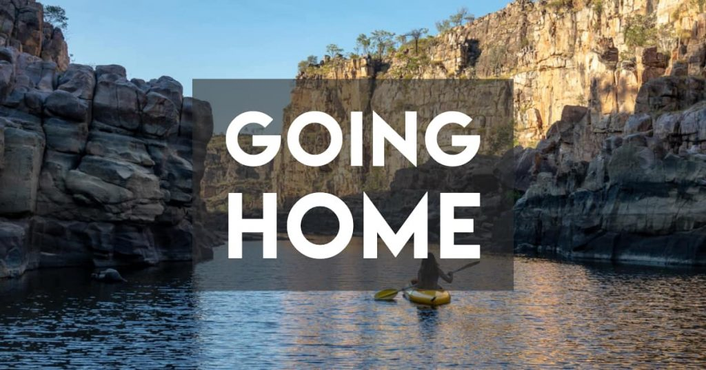 """2020: The year of """"Going Home"""" 2"""